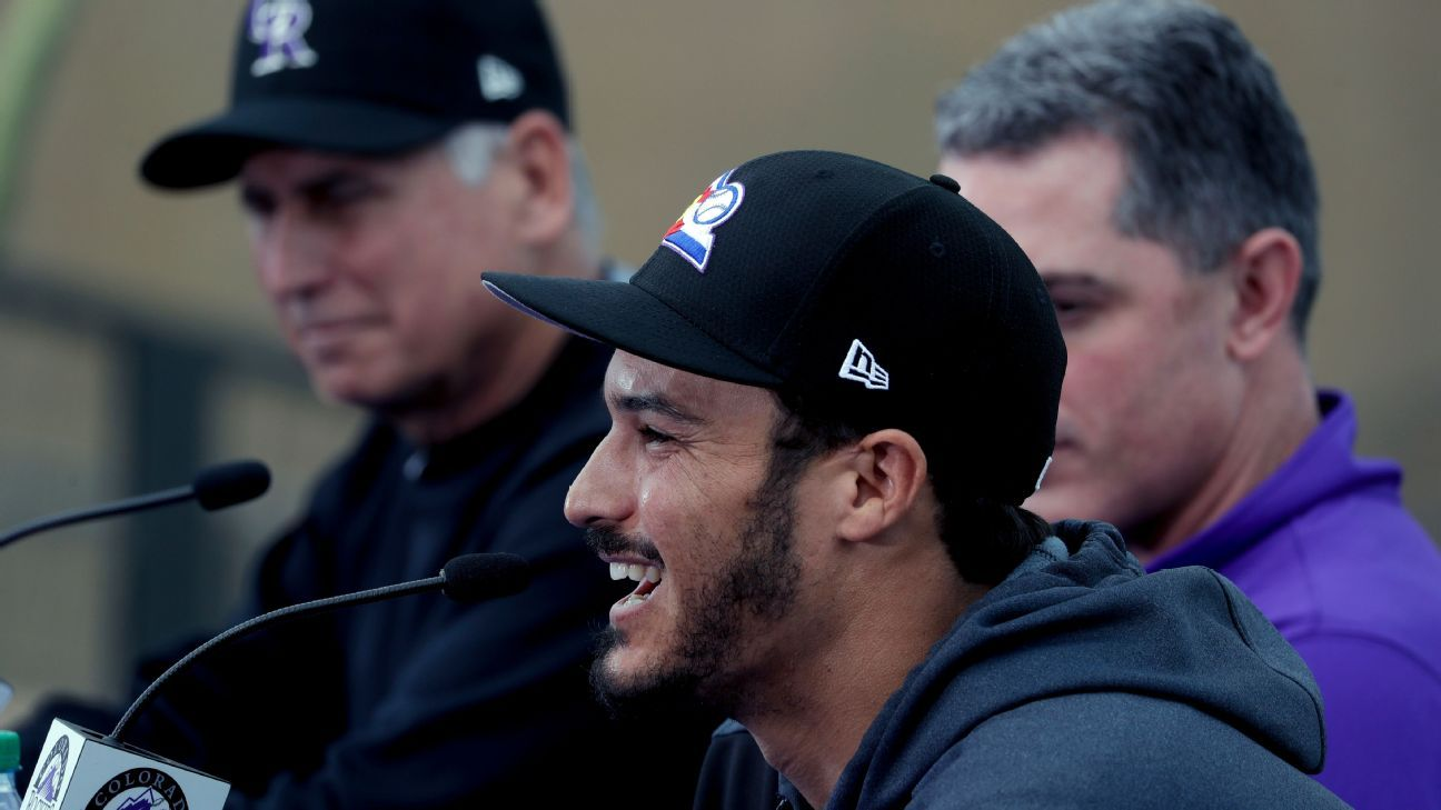 Rockies' Bud Black says situation with Nolan Arenado and front office will work itself out