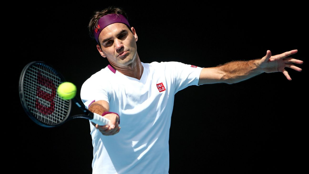 Roger Federer fined for using an obscenity during the Australian Open quarterfinals