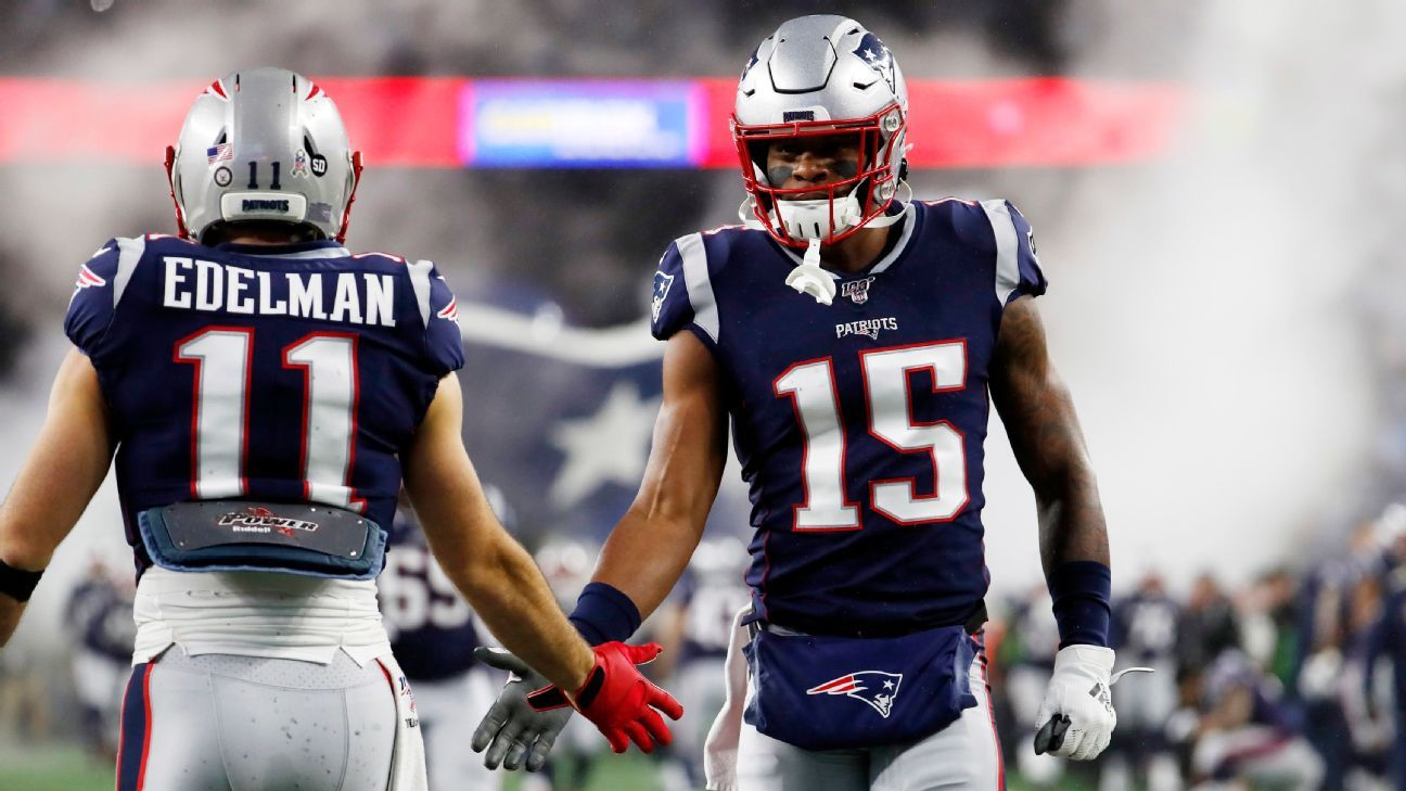 What might Patriots' wide receiver corps look like in 2020?