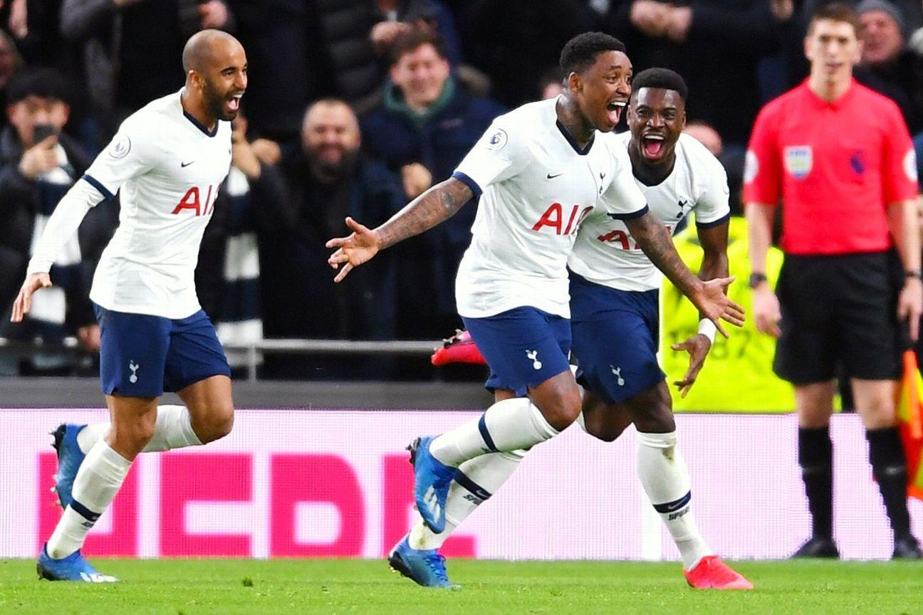 Tottenham Hotspur vs. Manchester City - Football Match Report - February 2, 2020 - ESPN