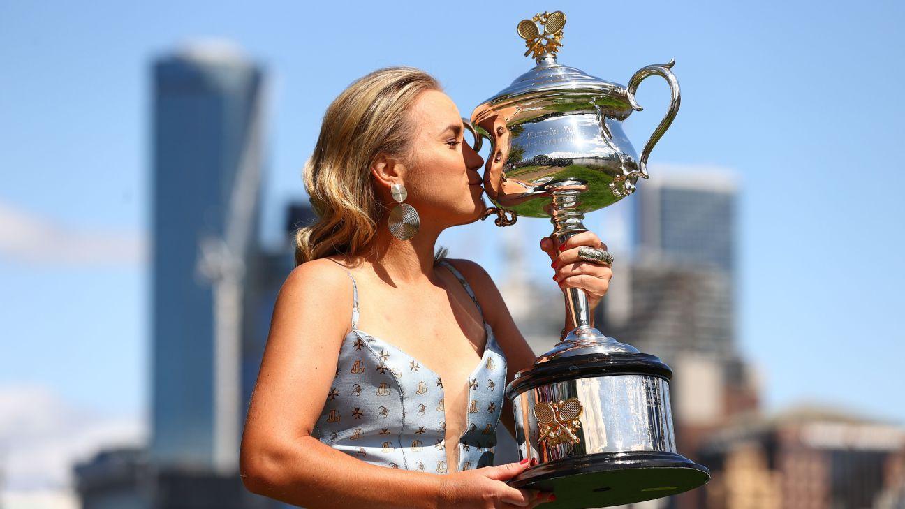 Novak Djokovic's spot in GOAT race, Sofia Kenin's breakthrough and more Australian Open takeaways