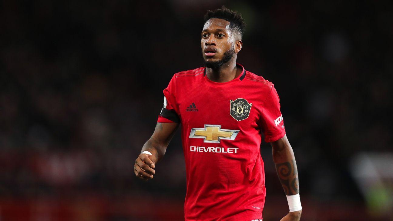 Man United midfielder Fred criticises lack of unity 'vanity' in dressing room - ESPN