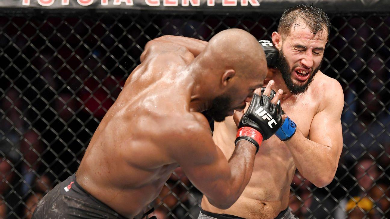 UFC 247: Who should be next for Jon Jones and Valentina Shevchenko?