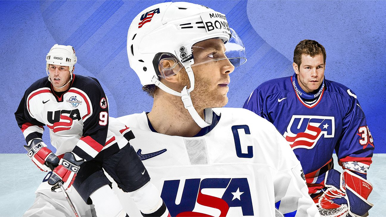 Bucci's best American-born NHL players: Ranking the top 20