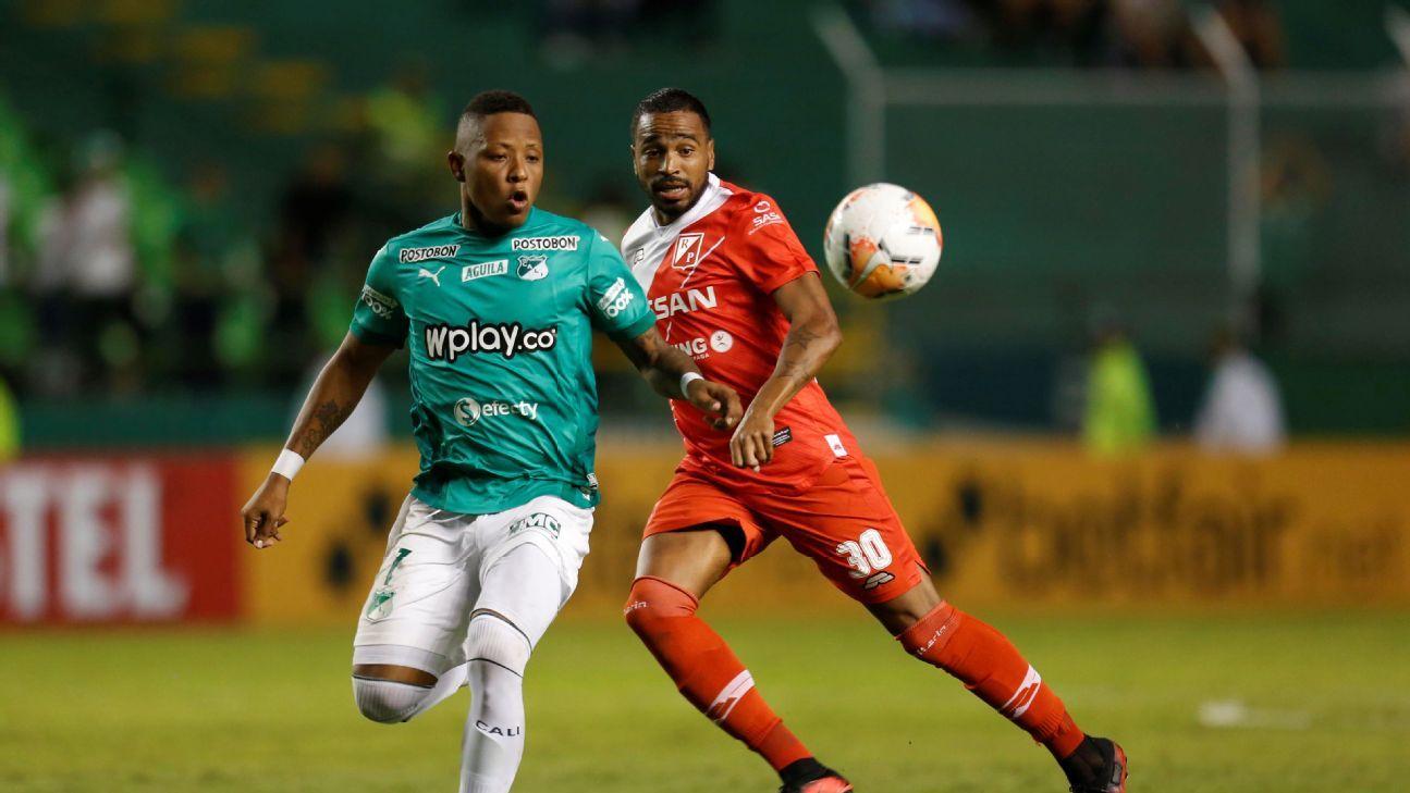 Deportivo Cali vs. River Plate (Asunción) - Reporte del Partido - 11 febrero, 2020 - ESPN