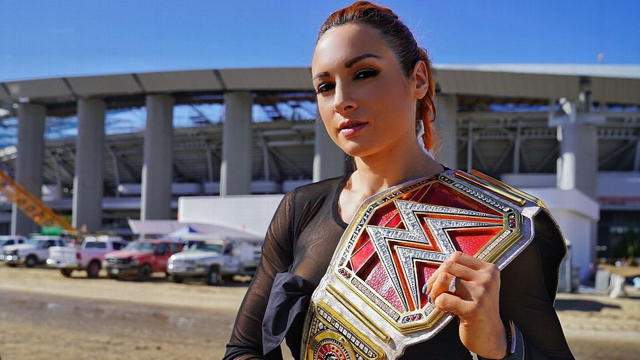 WrestleMania media day takeaways: Reigns challenges The Rock, Ronda to return?