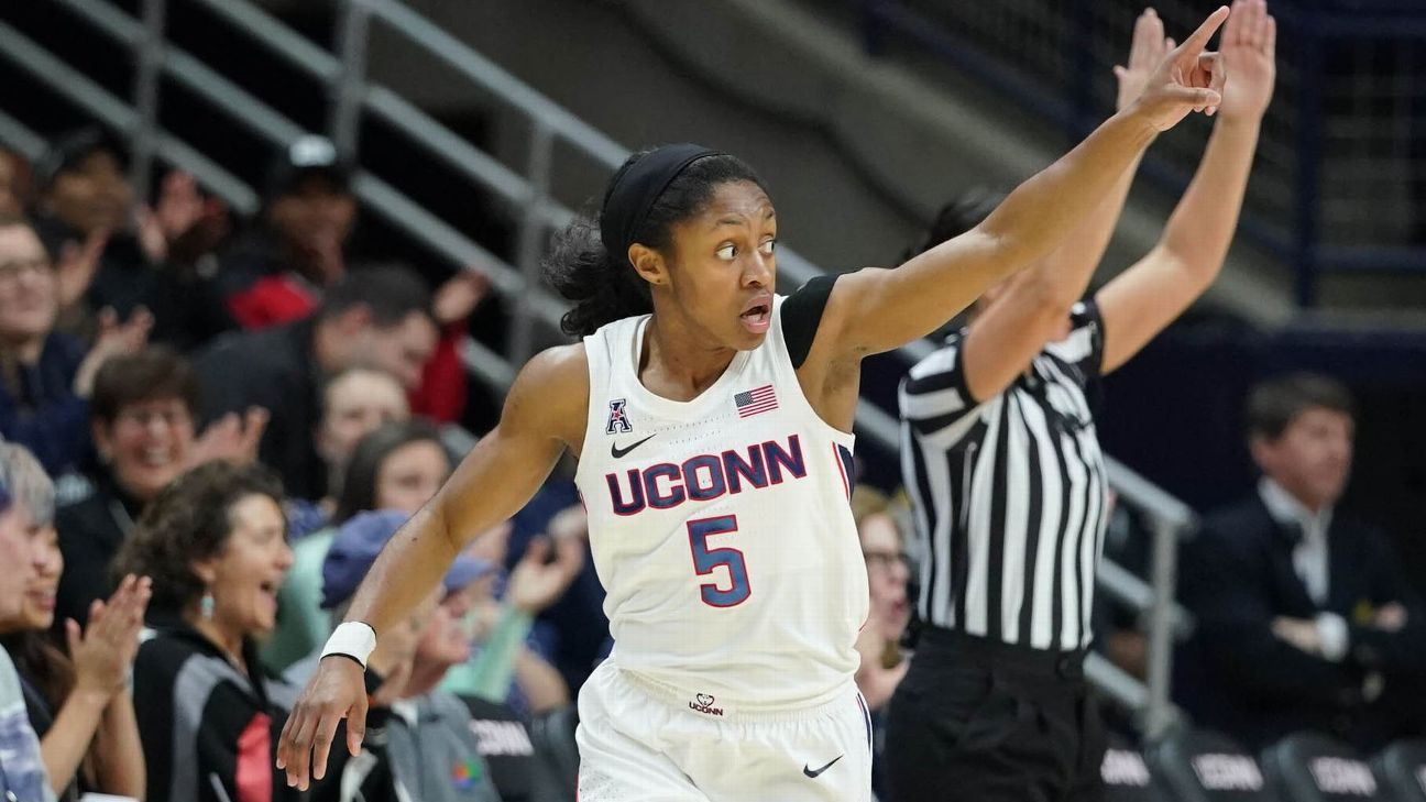UConn coach Geno Auriemma is right: The Huskies shouldn't panic