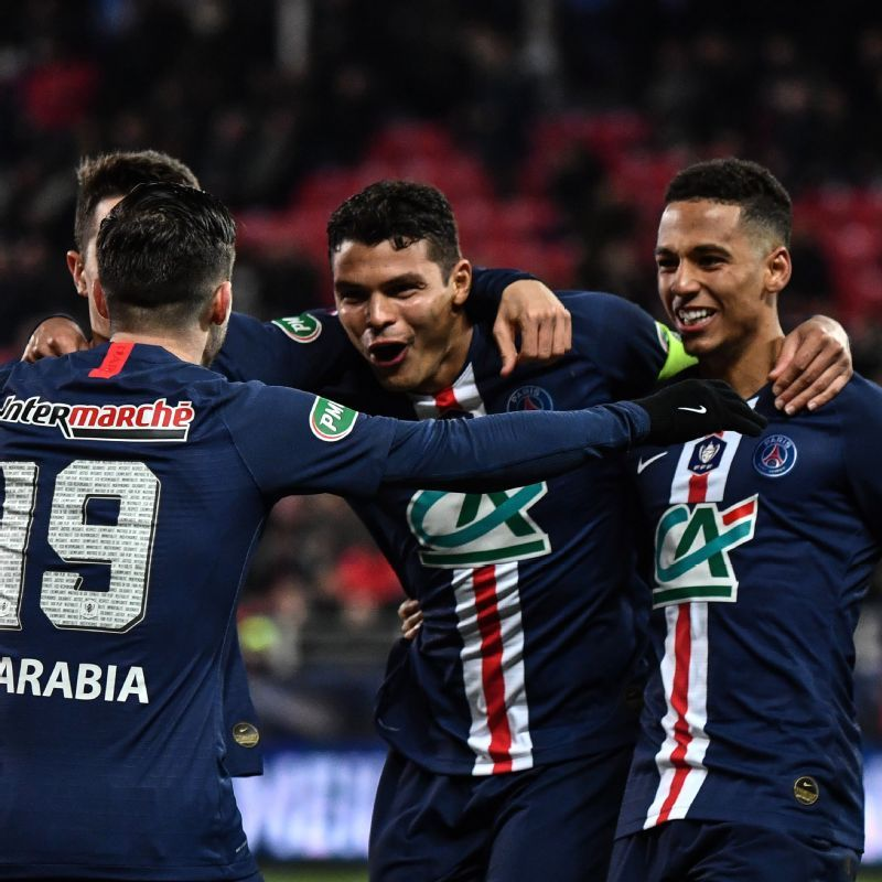 Dijon Fco Vs Paris Saint Germain Football Match Report