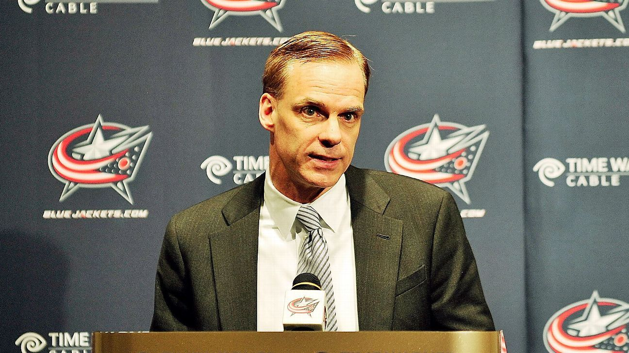 Ex-Jackets GM Howson picked as AHL president