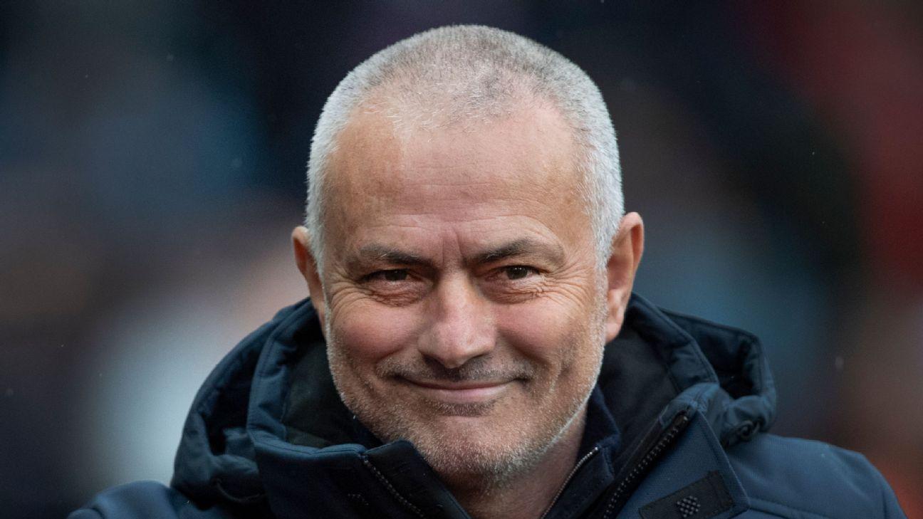 Jose Mourinho's effect on Tottenham How he turned Spurs around - ESPN
