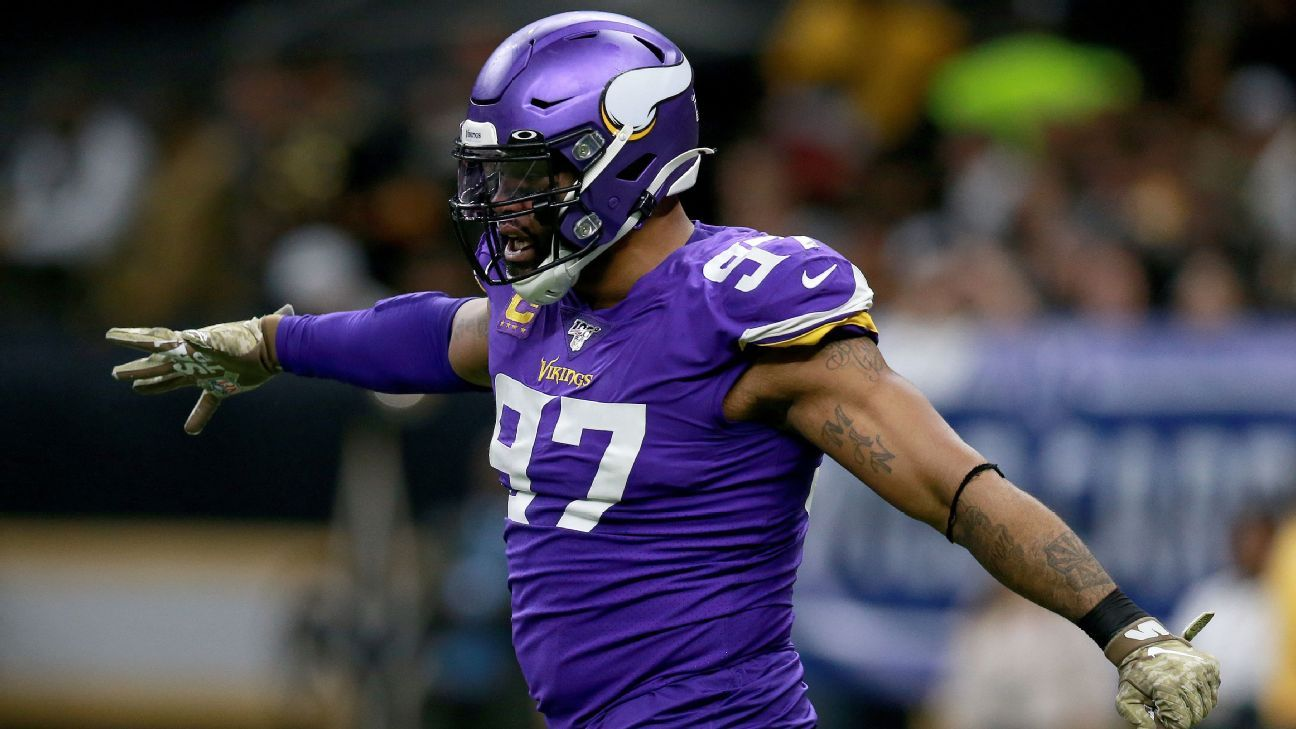 The Vikings' defense could look very different in 2020