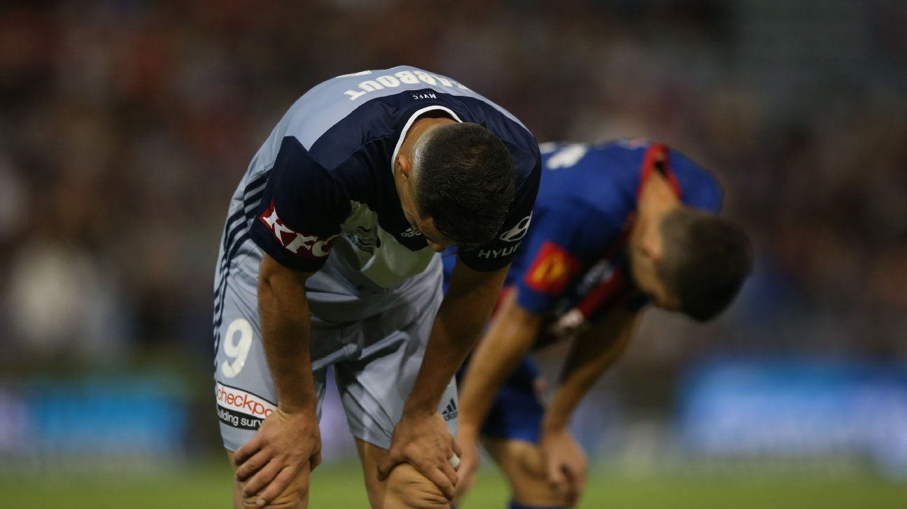A League Review: Out-of-place Nabbout epitomises Victory struggles