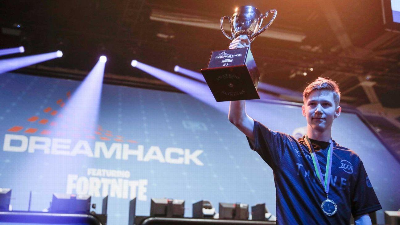 MrSavage triumphs at DreamHack Anaheim's Fortnite tournament