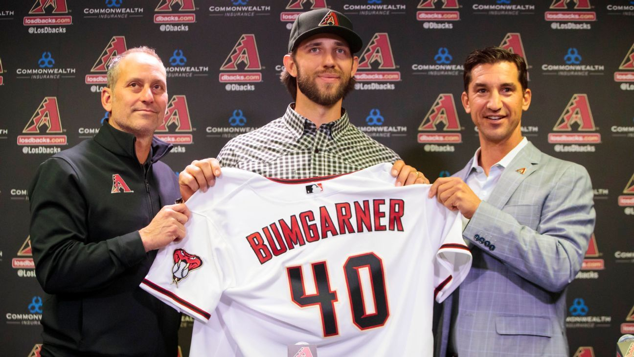 GM: D-backs unaware of Bumgarner's rodeo gigs