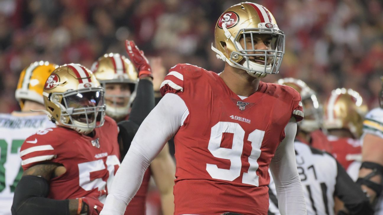 49ers want to keep Arik Armstead, but it won't be easy