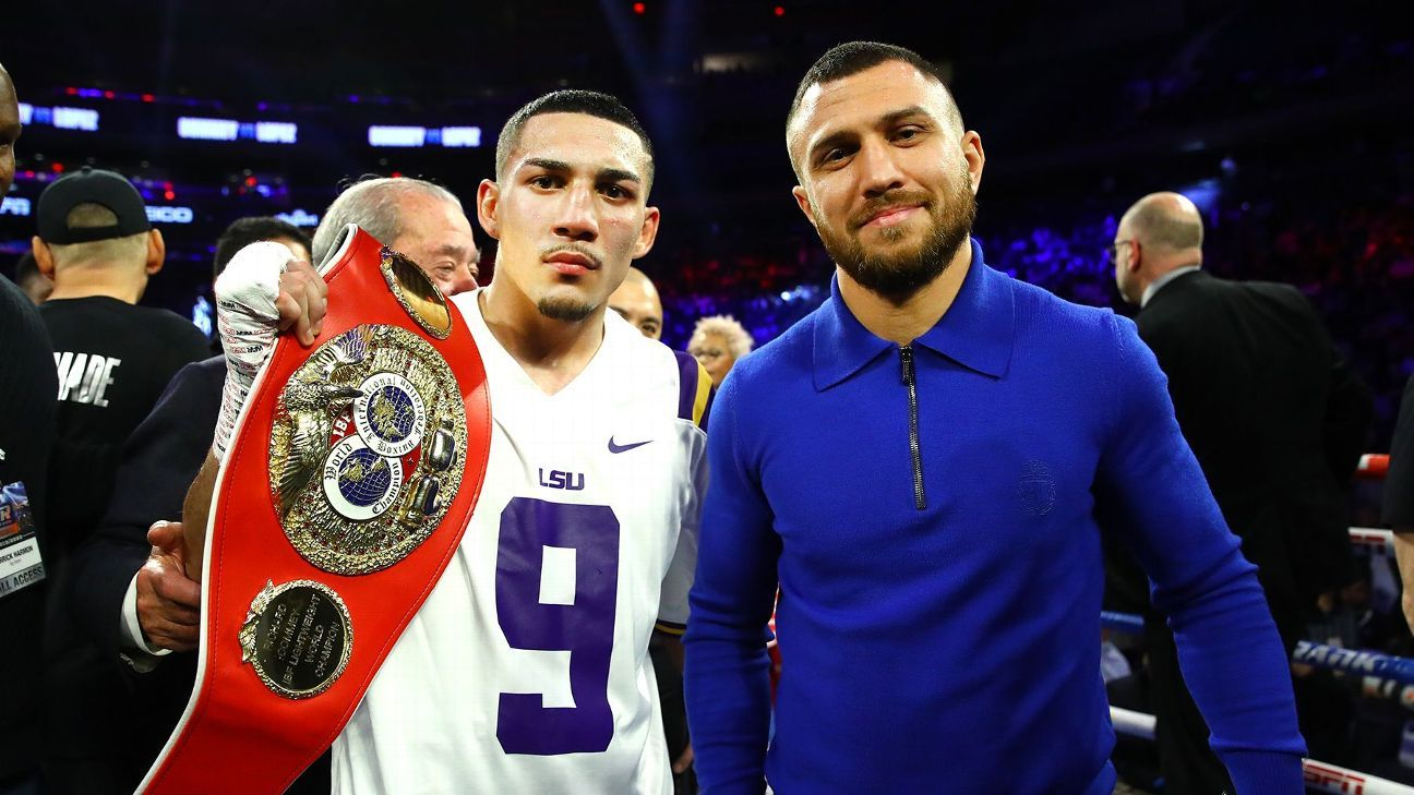Is Teofimo Lopez Jr. ready to face Vasiliy Lomachenko? And can he win?
