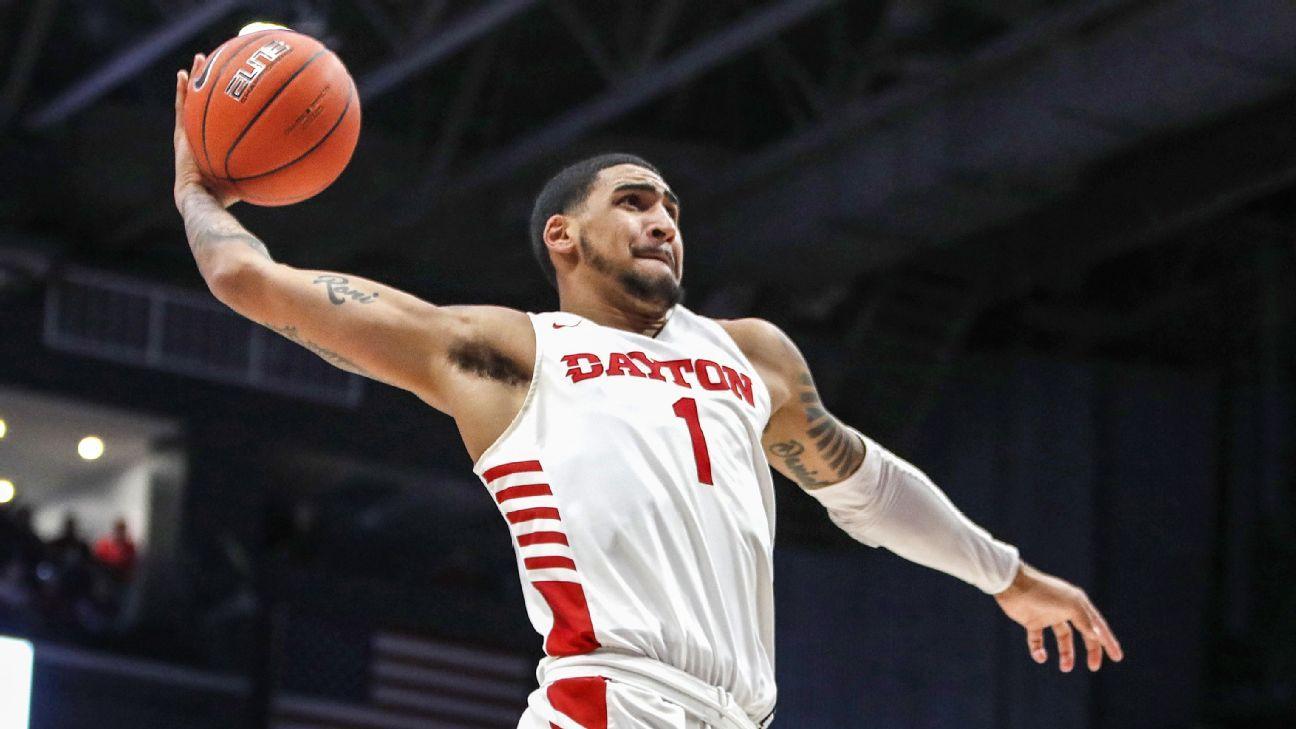 Dayton's Obi Toppin wins Naismith Trophy