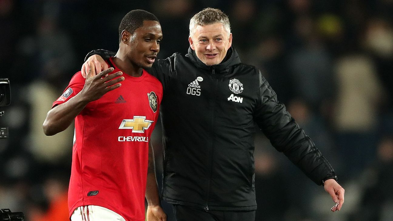 Man Utd could lose Ighalo, working on loan extension - sources - ESPN