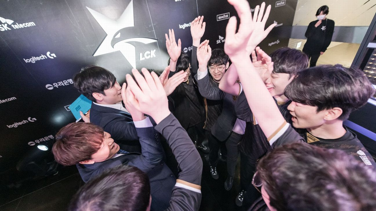 League of Legends global power rankings through March 9