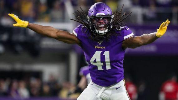 Minnesota Vikings 2020 Nfl Free Agent Signings Add Run Stuffer Michael Pierce Minnesota Vikings Blog Espn