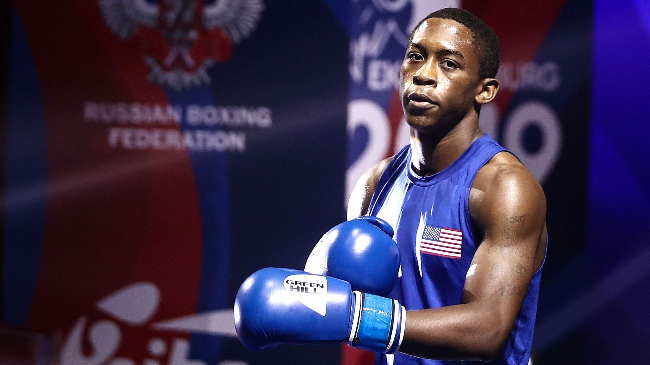 U.S. boxing star Davis leaning toward turning pro