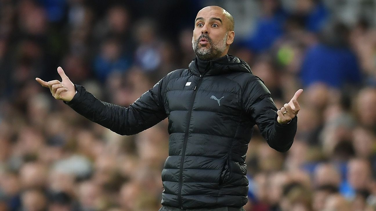 Guardiola confident UCL ban will be overturned