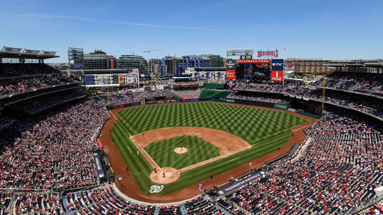 Nats reverse course, restore minor league pay