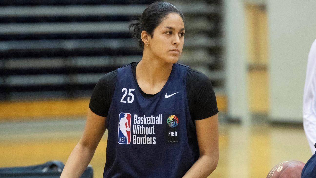 Mexicana Mariana Valenzuela se pone el reto de escalar en el ranking de prospectos de ESPN