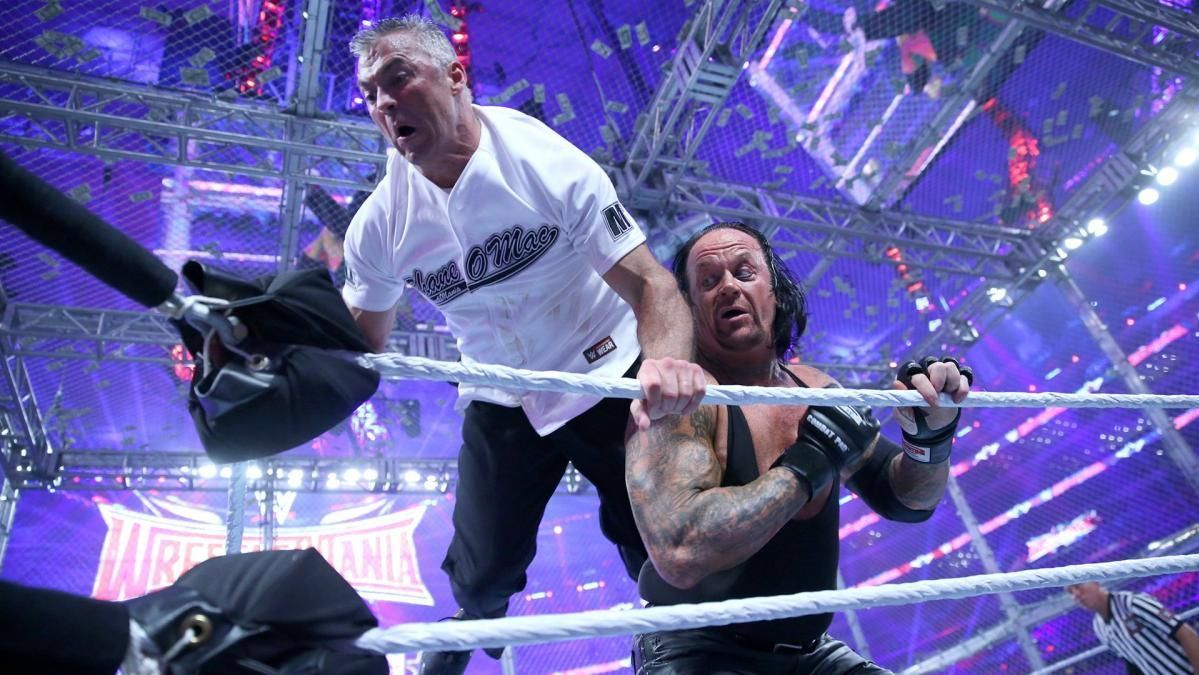 Shane McMahon on friendship with Undertaker: WrestleMania 32, hotel brawls and a motherly lecture