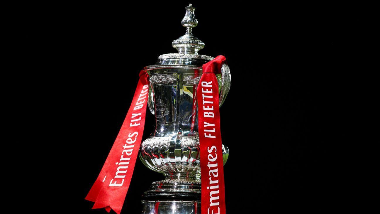 Manchester United-Chelsea y Arsenal-Manchester City, semis de la FA Cup