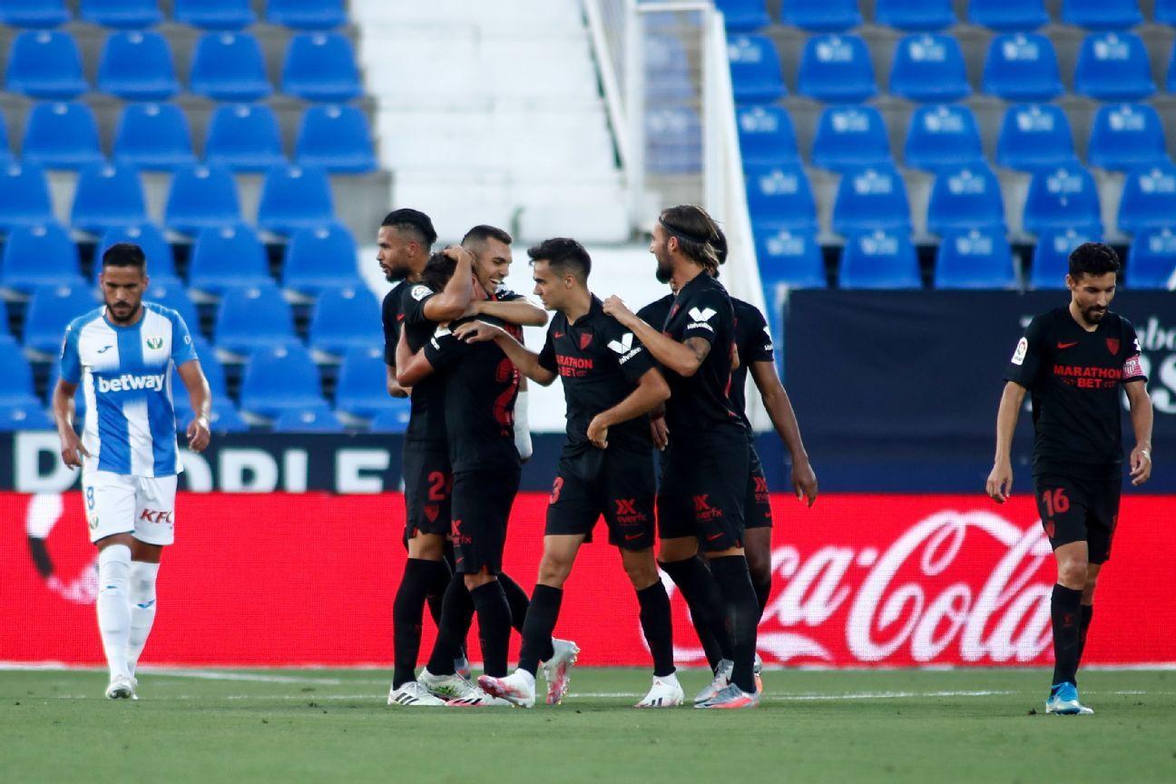 Sevilla Fc Stats