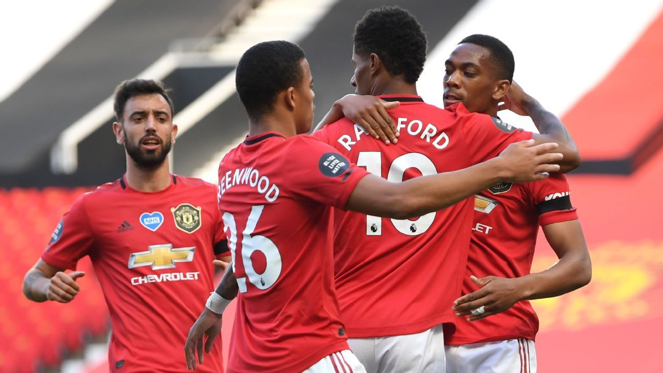 Man United's Premier League title ambition is a matter of time. Or, more precisely, a matter of age - ESPN