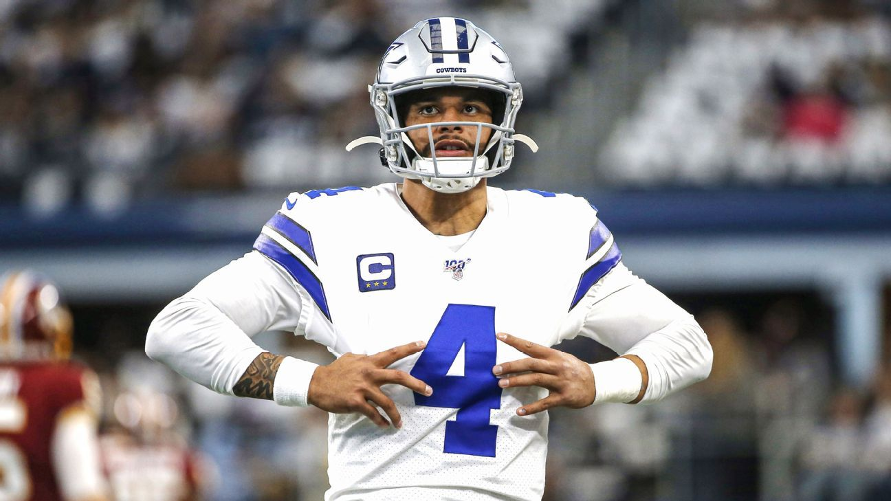 No deal for Dak Prescott and the Cowboys – Picking winners losers and dominoes – ESPN