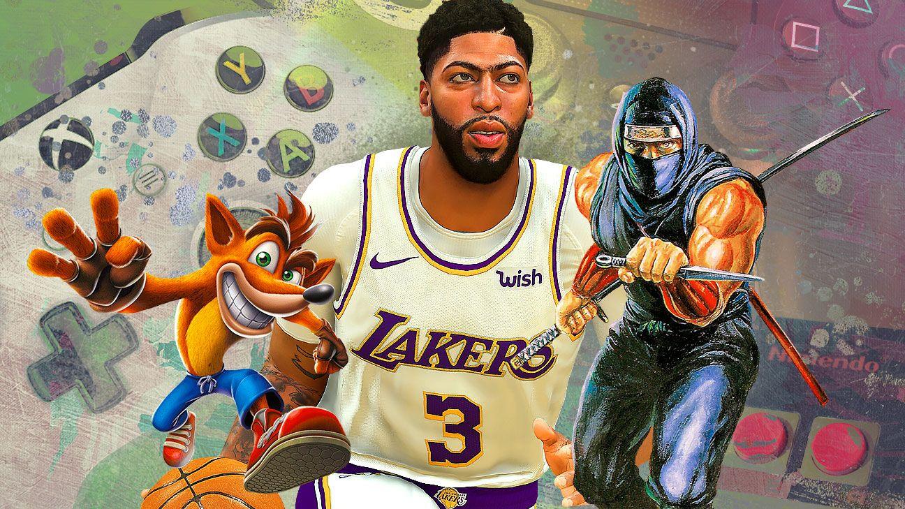 Gaming inspiration during coronavirus: ESPN's picks for video games to try