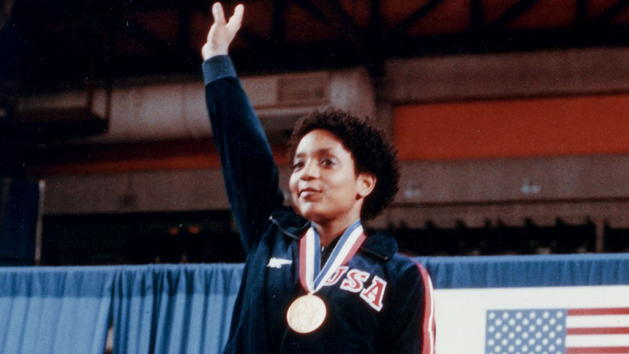 Dianne Durham, First Black National Gymnastics Champion, to be Inducted Into USAG Hall of Fame