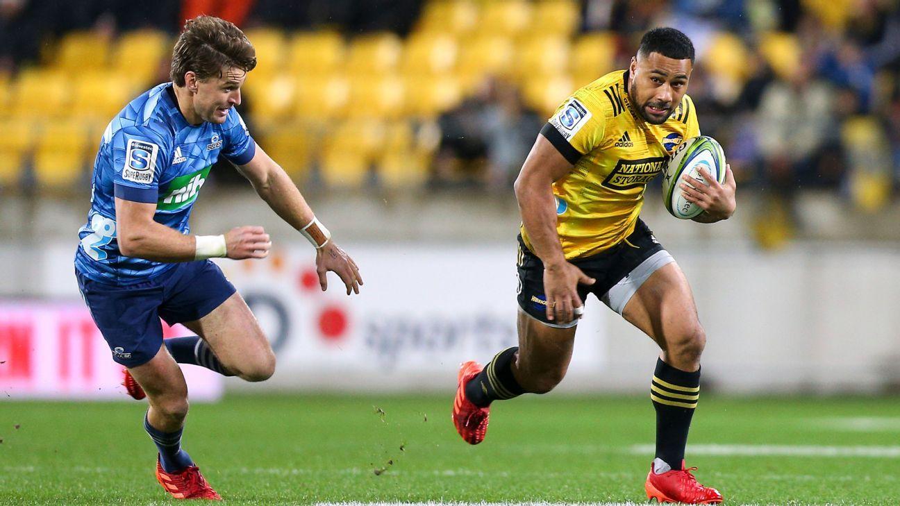 Super Rugby Aotearoa Round 6 review Ngani Laumape makes powerhouse ...