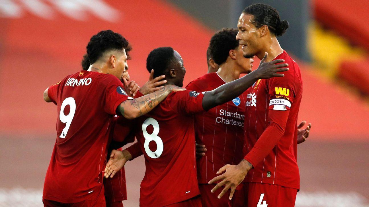 Liverpool Vs Chelsea Football Match Summary July 22