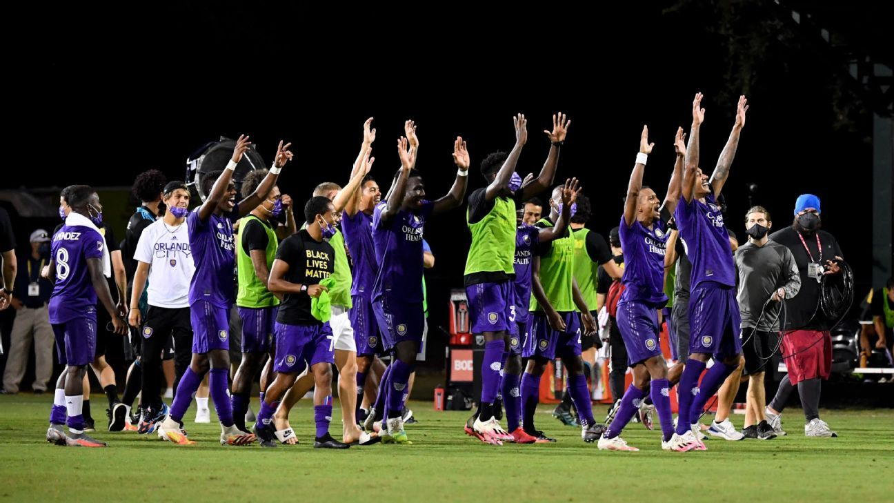 Orlando City SC a revelation of MLS is Back. Are they for real under Pareja?