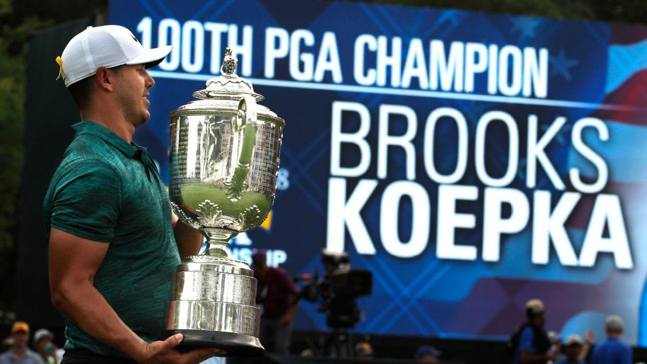 'I'm defending, aren't I? OK, just checking' — Why Brooks Koepka never doubts Brooks Koepka