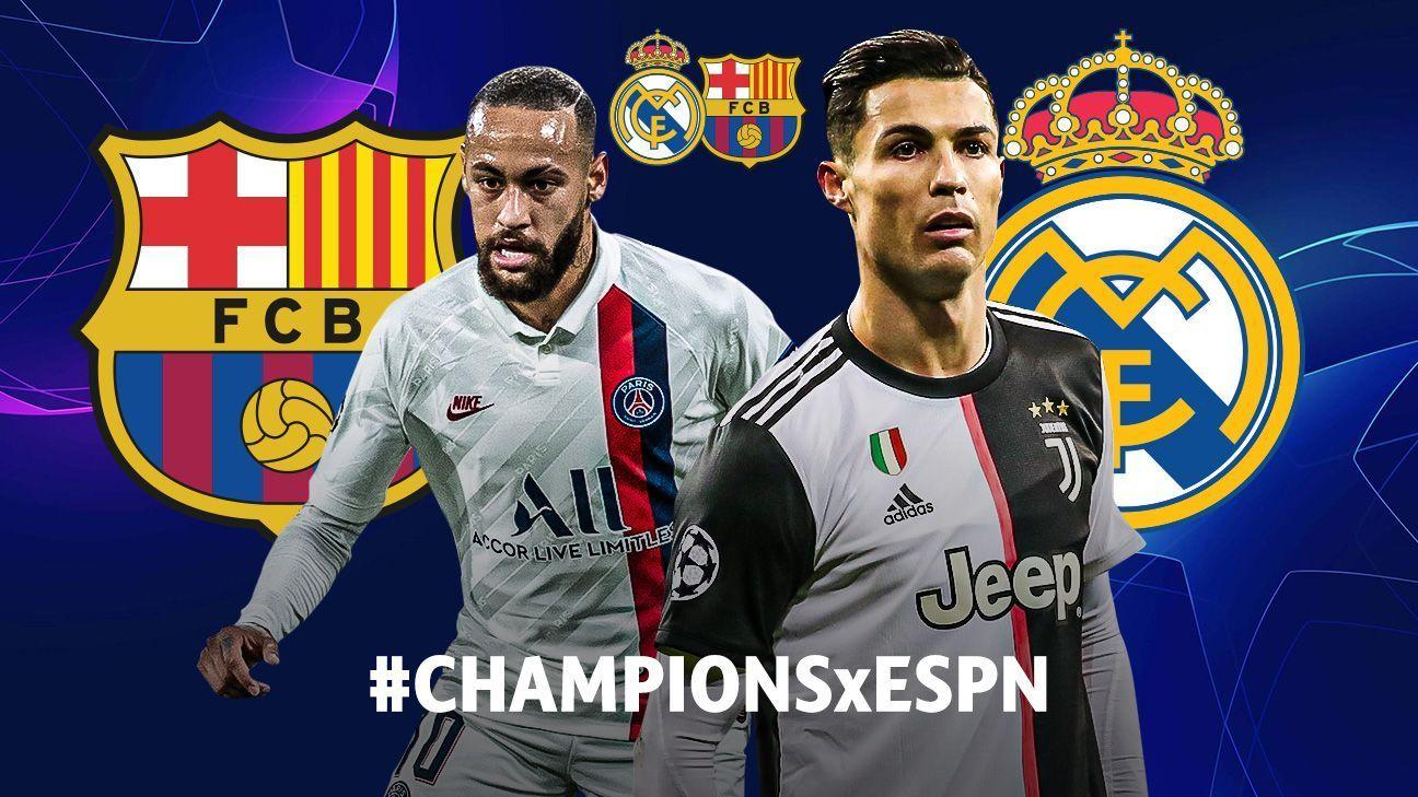 Rivalidades más esperadas que se pueden dar camino a la Final de la Champions League