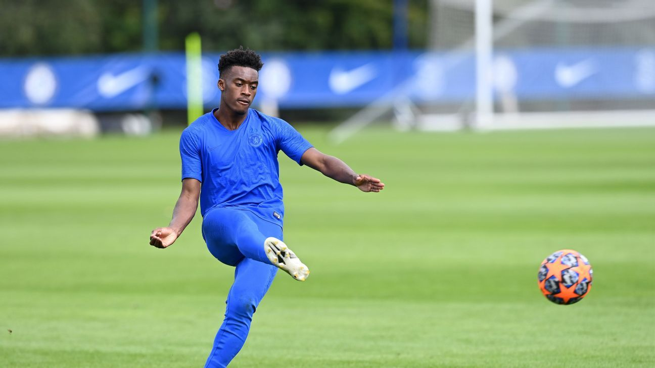 Hudson-Odoi's Chelsea future 'remains to be seen'