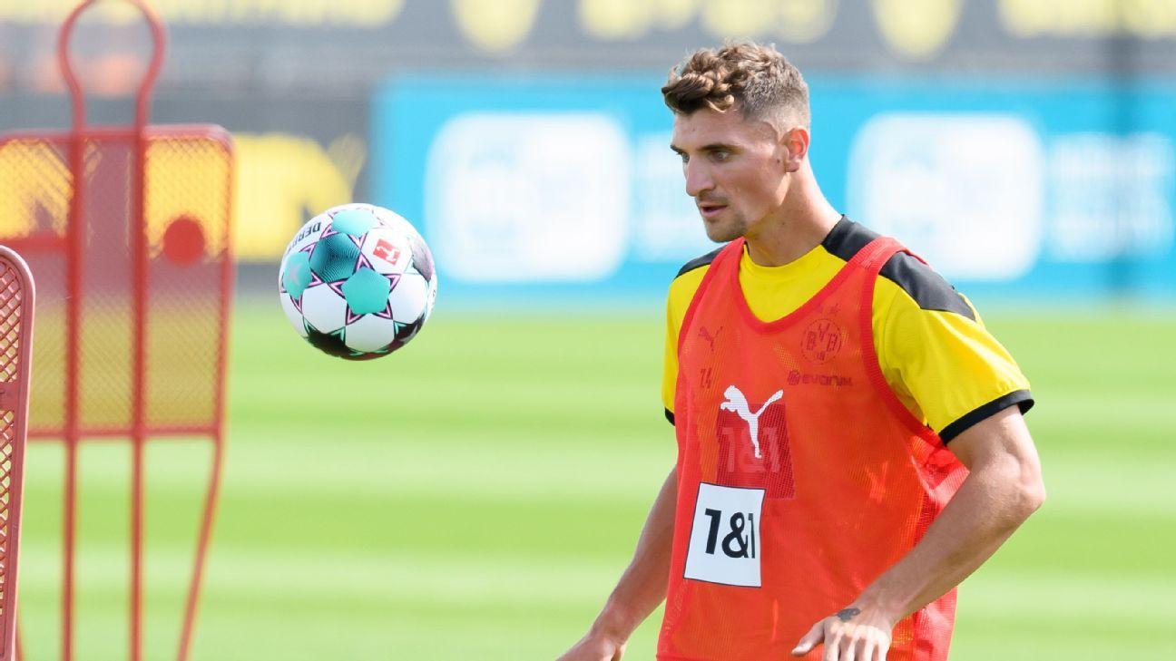 Dortmunds Meunier blasts outrageous PSG party culture - ESPN