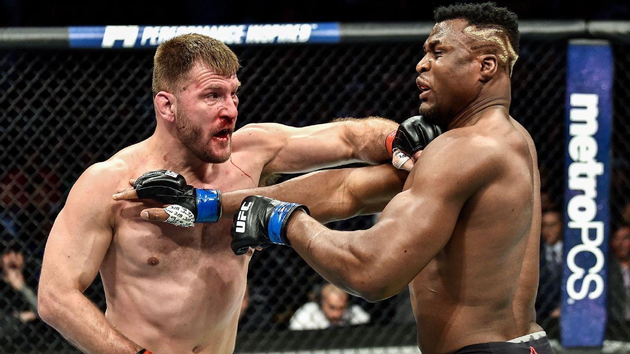 Best bets for UFC 260 - Stipe Miocic vs. Francis Ngannou 2