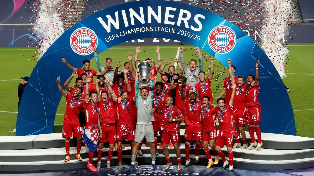 Jurgen Klinsmann Champions League Is The Best And Bayern Munich Are The Team To Beat