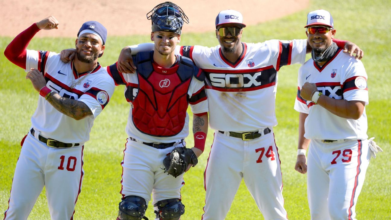 Slugging White Sox could be ready to eclipse Cubs in Chicago