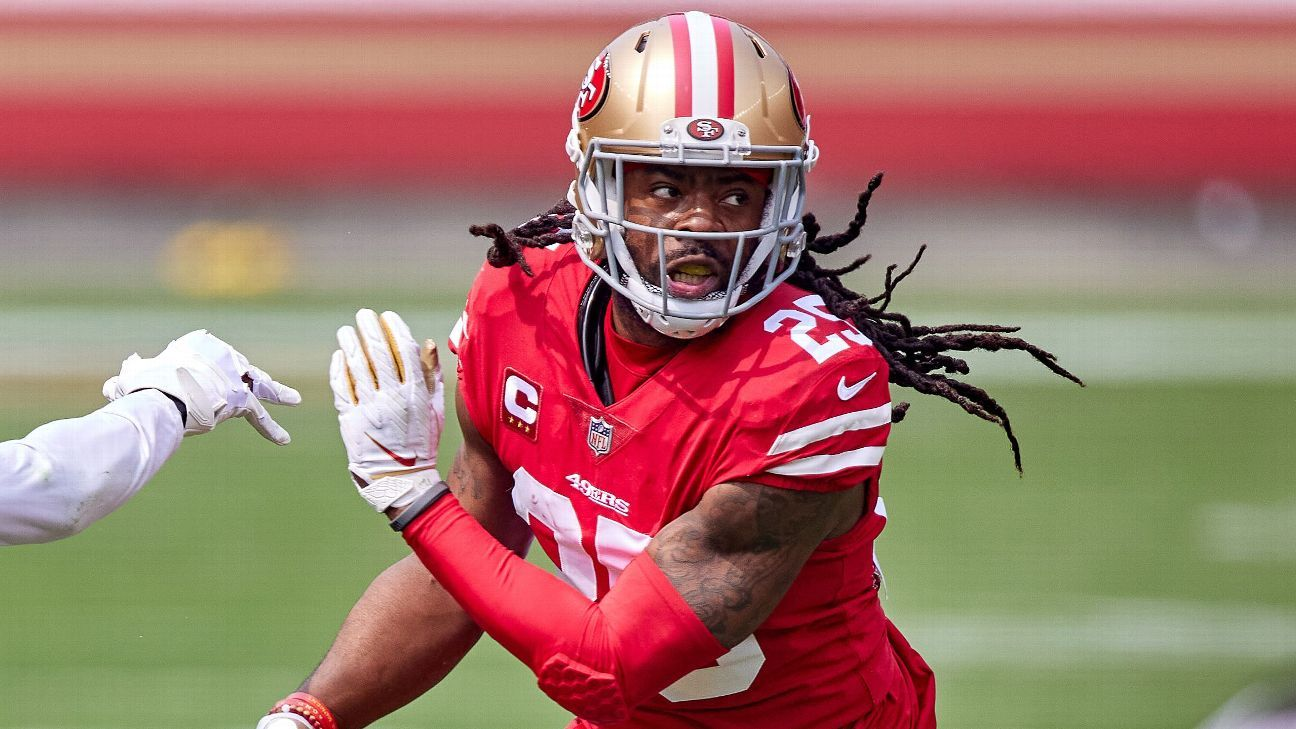 Sources: Sherman to visit, work out for Bucs