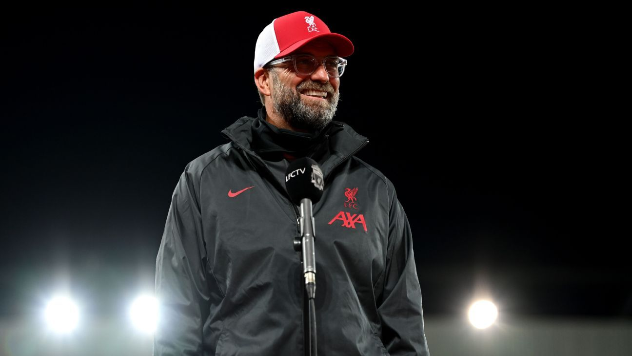 Klopp: PL clubs should help cash-strapped sides