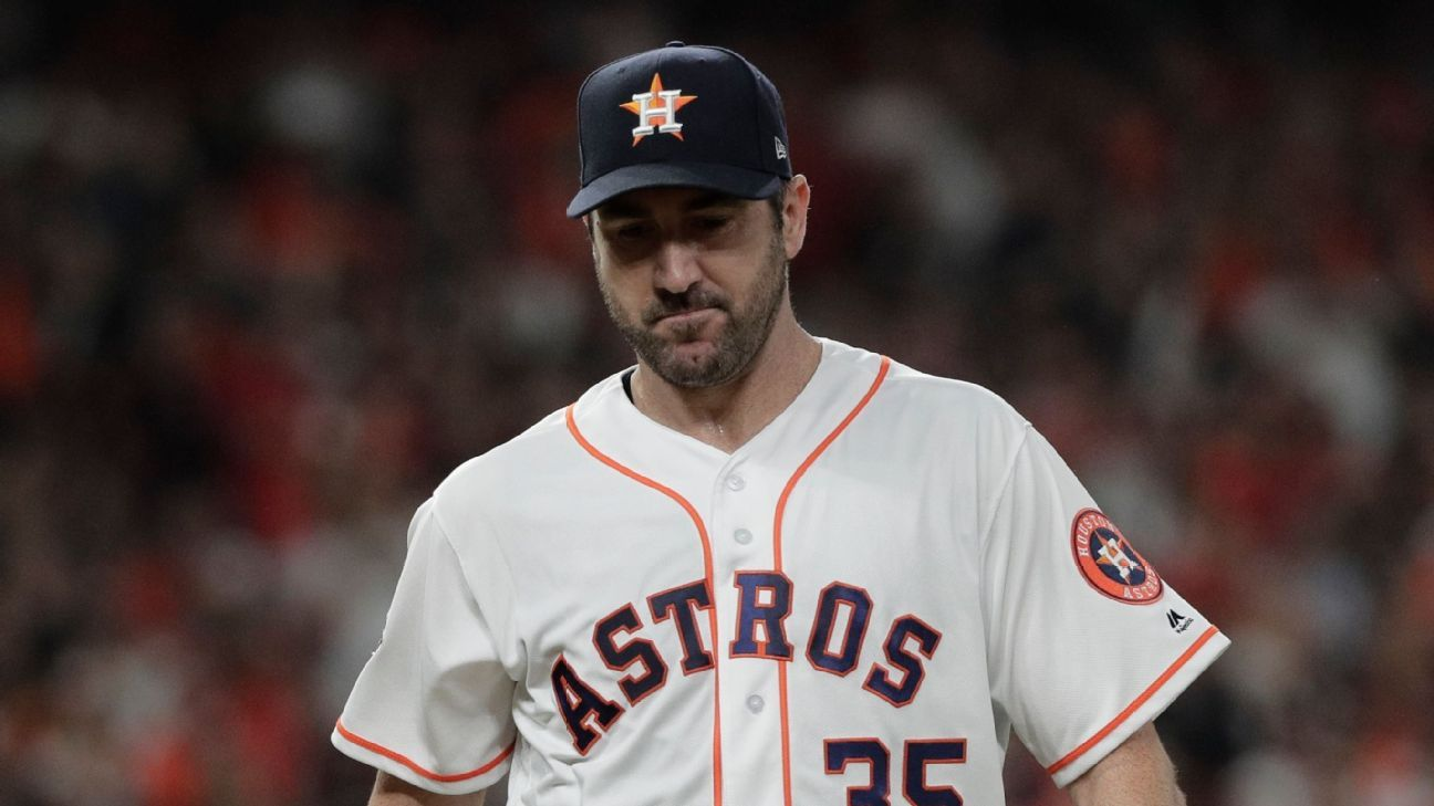 Why losing Justin Verlander to surgery marks beginning of the end of Astros' sad legacy