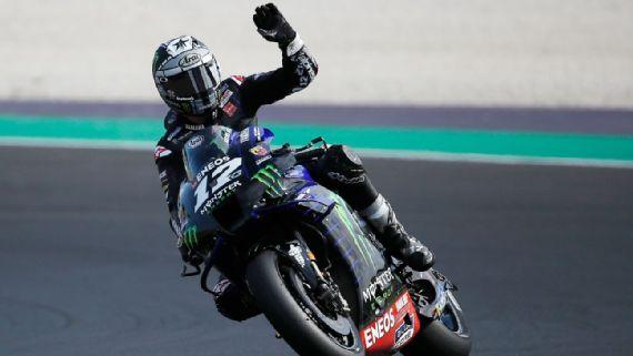 Pecco Bagnaia entregó en bandeja la victoria a Maverick Viñales en el Moto  GP de Emilia Romagna