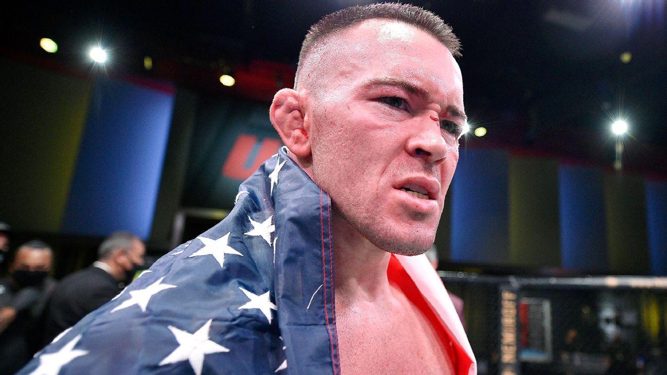 UFC Fight Night takeaways: Covington, Woodley headed in opposite directions